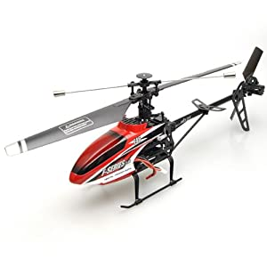 NEEWER® MJX F46/F646 2.4GHz 4CH RC Helicopter GYRO Single LCD/Pro Heli Model