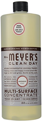 Mrs. Meyer's Clean Day Multi-Surface Concentrate - 32 oz - Lavender