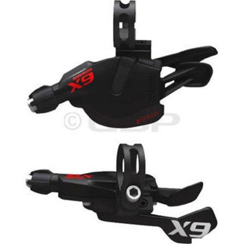 Sram X.9 Trigger Set 2X10 Red