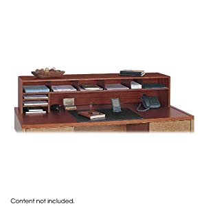 58 W Low Profile Desk Top Organizer Office Products O Cd Or Dvd Disc Media Storage