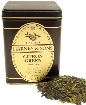 Harney And Sons- Citron Green 4 Oz Loose Leaf