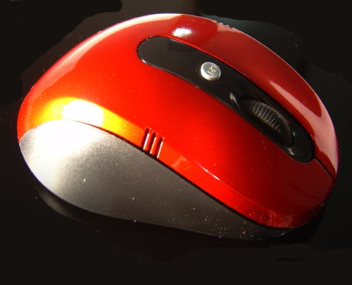 Bluetooth Wireless Optical Cordless Mouse Mice