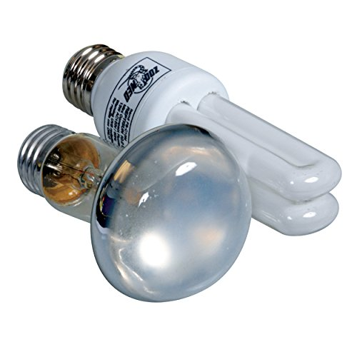 Zoo Med 26345 Bearded Dragon Lamp Combo Pack (Bearded Dragon Heat Lamp Bulb compare prices)