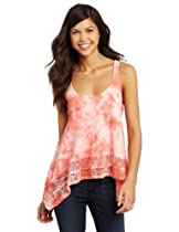 Roxy Juniors True Promise, Rose Pattern, Small