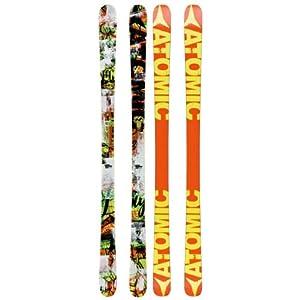 Freestyle ski atomic
