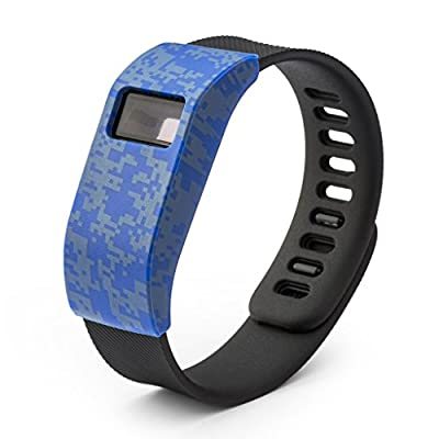 Humenn Fitness Mens Sleeve Protector Band Cover for Fitbit Charge and Fitbit Charge HR (No Band)