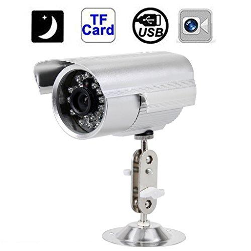 El mejor precio: Cámara de videovigilancia con visión nocturna FLOUREON