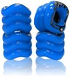 Shark Wheel Cruiser Wheels - 60mm - Blue - California Roll Skateboard Wheels