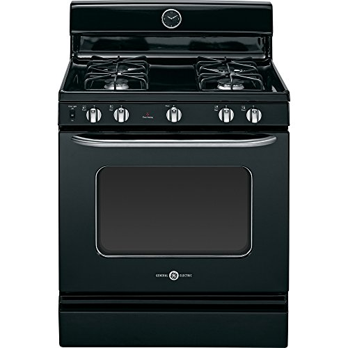 Ge-RANGES-OVENS-COOKTOPS-300195-Artistry-30-48-Cuft-Free-Standing-Gas-Range-Black