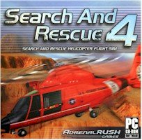 High Quality Adrenal Rush Games Search & Rescue 4 Pc Software Windows 98 Xp Vista 100 Missions Directx 8.1