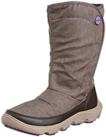 Crocs Womens Women's 15763 DT Busy Day Snow Boot