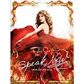 Speak Now 2011-12 Tour Book