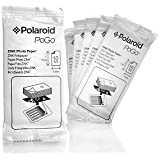 Polaroid Zink media 80 Pack Photo Paper for Polaroid Pogo Cameras and Printers (Bulk)