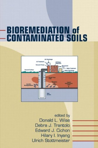 Bioremediation Of Contaminated Soils (Environmental Science & Pollution)