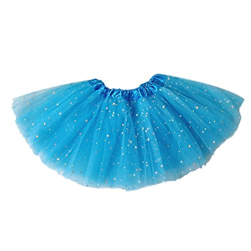 Urparcel Kid Girls Dancewear Skirt Tutu Ballet Dress Leotard 2-7Y