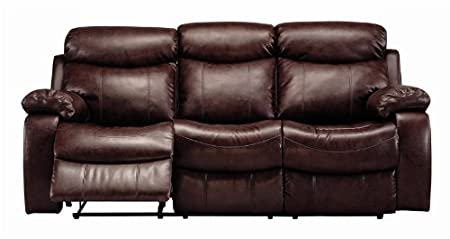 600561 Denisa Three Seat Reclining Sofa by