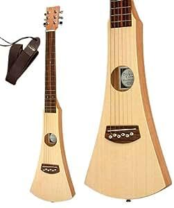 Amazon.com: Martin Backpacker Acoustic Guitar Mini: Musical