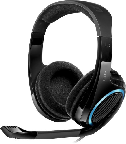 Sennheiser Communications, A Multi-Platform Gaming Headset U 320 504568