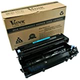 V4INK ® New Compatible with Brother DR400 Drum Unit compatible with Brother HL-1030, 1230, 1240, 1250, 1270, 1430, 1435, 1440, 1450, 1470, P2500, 1650, 1670, 1850, 1870, 5030, 5040, 5050, 5070, 5130, 5140, 5150, 5170, DCP-1200, 1400, 8040, 8045, MFC-1260, 1270, 2500, 8300, 8500, 8600, 8700, 9600, 9660, 9650, 9700, 9750, 9760, 9800, 9850, 9870, 9880, 8220, 8440, 8640, 8840, FAX-4100, 4750, 5750, 8350, 8360, high yield of 20,000 pages