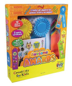 Creativity for Kids Create Your Own Awesome Awards