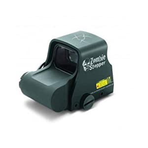 EoTech XPS2-Z Zombie Stopper Holographic Weapon Sight Mounted Magnifier, Dark Green... by EOTech
