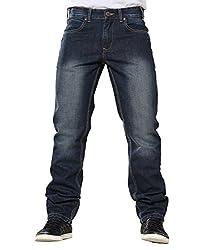 Mavango Jeans Dark Blue with Wash effect