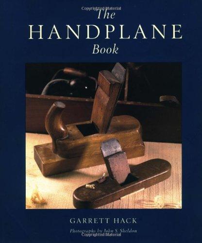 The Handplane Book: The Definitive Reference on Handplanes