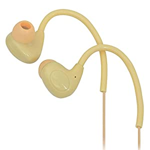 kenable Professional Stage Monitor Dual Driver In Ear Moulded Ear Phones