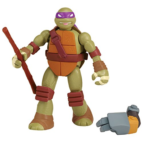 Teenage Mutant Ninja Turtles Mix & Match Donatello Figure Action Figure