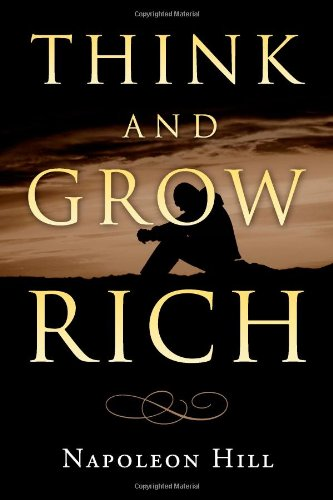 Large book cover: Think and Grow Rich