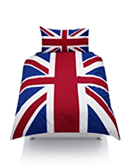 Union Jack Boys Bedset
