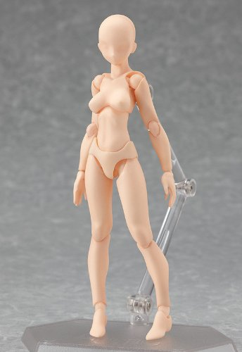 figma archetype(アーキタイプ):she flesh color ver.