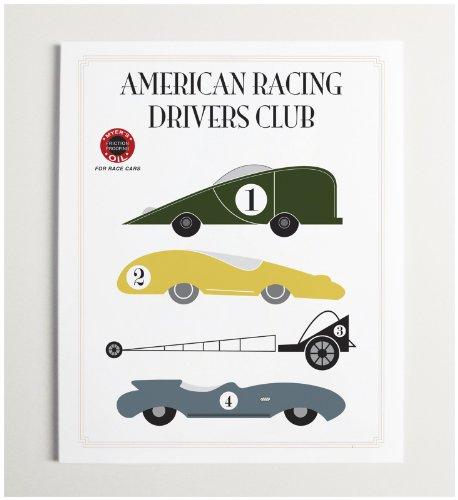 ModernPOP American Racing Drivers Club