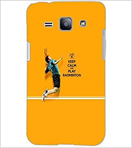 PrintDhaba Quote D-5951 Back Case Cover for SAMSUNG GALAXY J1 (Multi-Coloured)