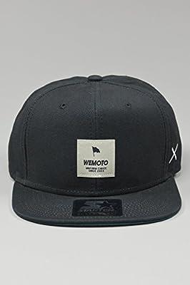 Wemoto Flag Snapback Cap