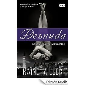 Desnuda (El affaire Blackstone I)