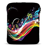Beating Note Neoprene Tablet Sleeve Case for 10