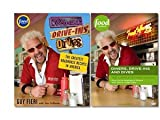 Diners, Drive-Ins and Dives DVD and Book Bundle