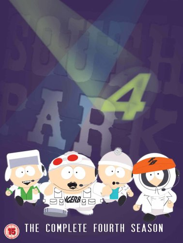 South Park – Season 4 [DVD]