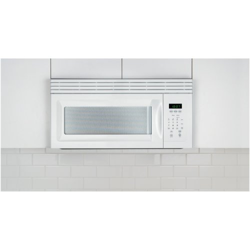 Find Discount Frigidaire MWV150KW 1.5 Cu. Ft. Over-The-Range Microwave Oven - White