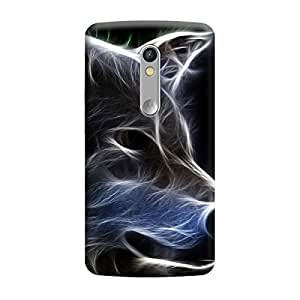 iShell Premium Printed Mobile Back Case Cover With Full protection For Moto X Play (Designer Case)