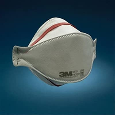 N95 Health Care Particulate Respirator And Surgical Mask Case of 120 by 3M