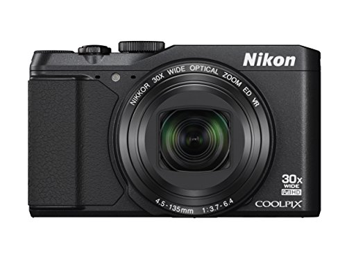 Nikon - Coolpix S9900 16.0-megapixel Digital Camera - Black