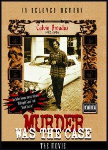 MURDER WAS THE CASE [DVD]
