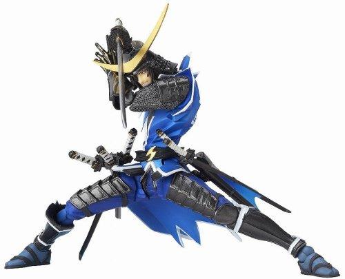 Sengoku Basara : Devil Kings Date Masamune Revoltech 079