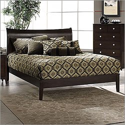 Hillsdale Furniture Tiburon Bentwood Platform Bed