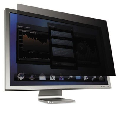 M Widescreen Frameless Privacy LCD Filter 19.5