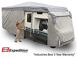Expedition RV Trailer Cover Fits Class C 20' - 23' RVs