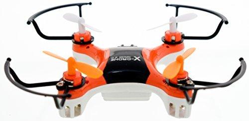 4DCopter X-Drone Nano 2.0 Aerial Drone Quadcopter Radio Controlled