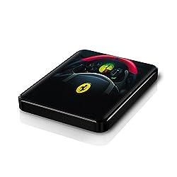 Car Handle Hard Disk Skin By Shopkeeda